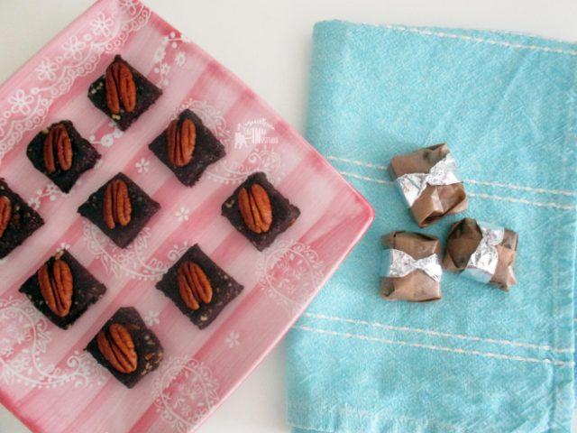 "Mini brownies por ""arquetipicocozinhainusitada"""