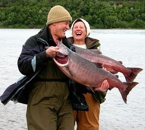 Pescadores do Alasca (Foto:Getty Images)