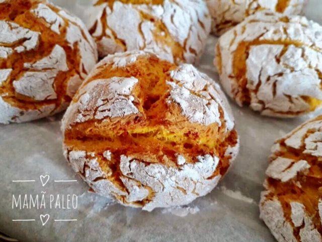 Pão de Batata Doce sem Gluten
